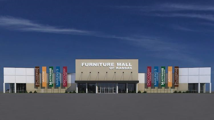 Furniture Mall of Kansas - Front